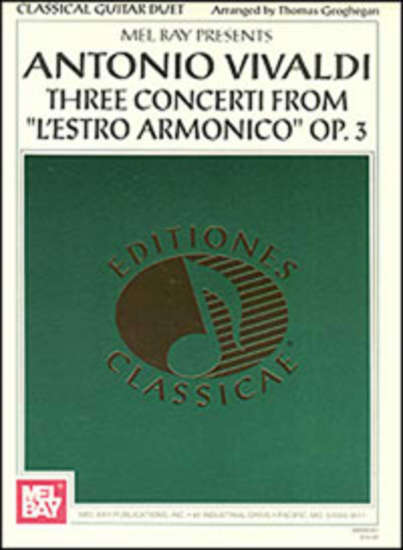 photo of Three Concerti from L