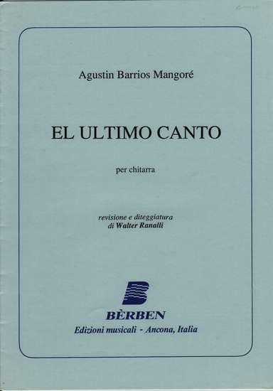 photo of El Ultimo Canto