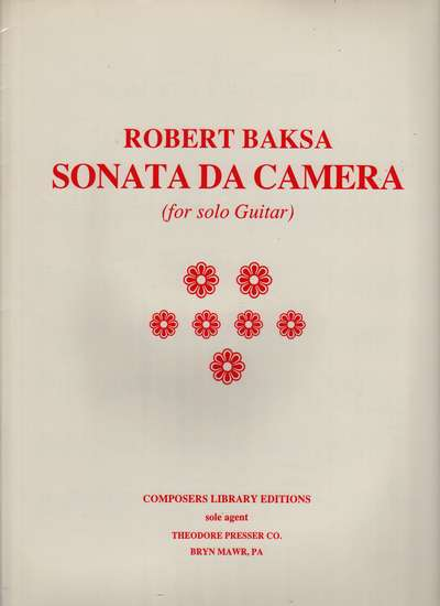 photo of Sonata da Camera