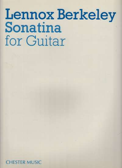 photo of Sonatina for Guitar