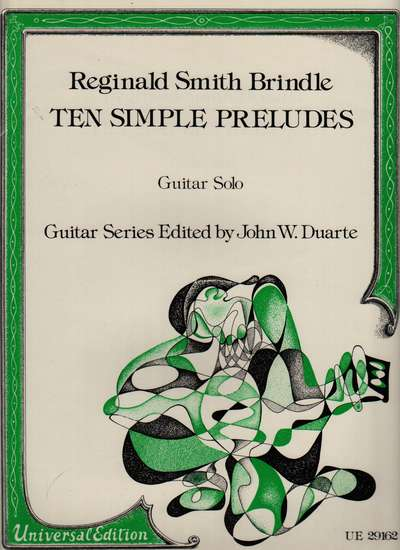 photo of Ten Simple Preludes