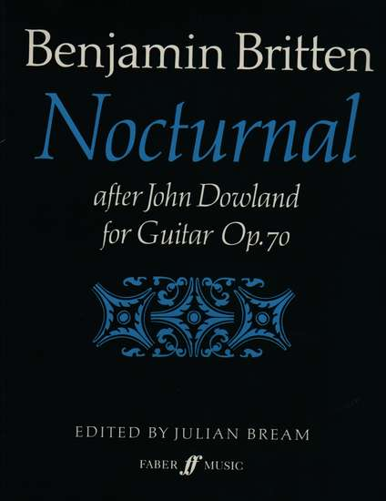 photo of Nocturnal after John Dowland, Op. 70