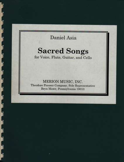 photo of Sacred Songs