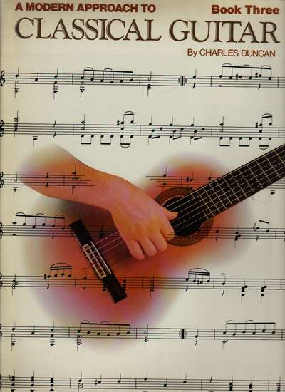 photo of A Modern Approach to Classical Guitar, Book 3