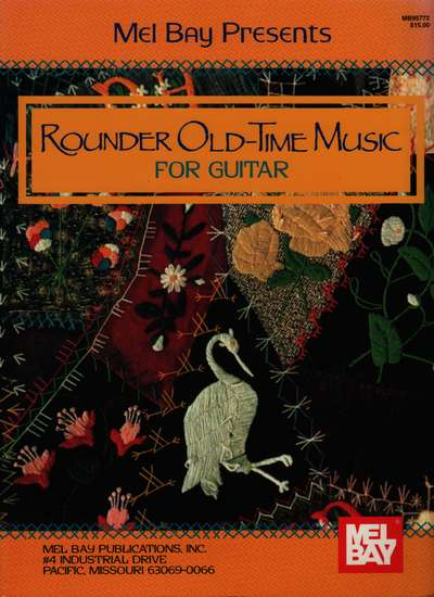 photo of Rounder Old-Time Music for Guitar