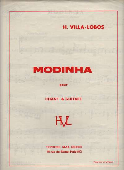 photo of Modinha