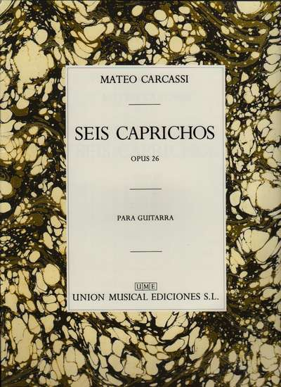 photo of Seis Caprichos, Op. 26