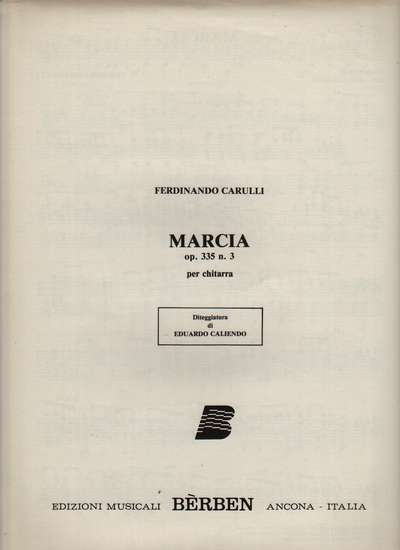 photo of Marcia, Op. 335, No. 3