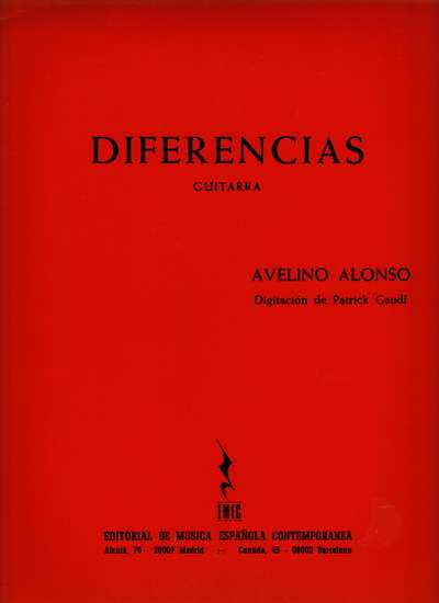 photo of Diferencias