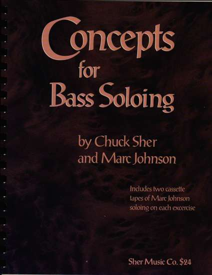 photo of Concepts for Bass Soloing