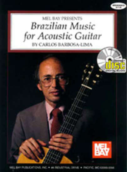 photo of Brazilian Music for Acoustic Guitar
