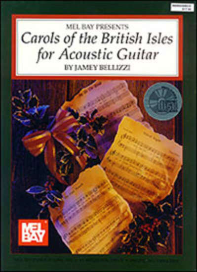 photo of Carols of the British Isles for Acoustic Guitar