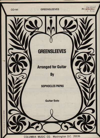 photo of Greensleeves