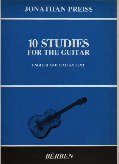 photo of 10 Studies for the Guitar