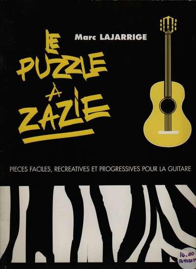photo of Le Puzzle a Zazie