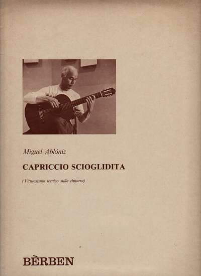 photo of Capriccio Scioglidita (slightly shopworn copy)