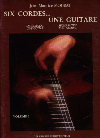photo of Six Cordes... Une Guitare, Vol. 3