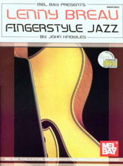 photo of Fingerstyle Jazz, CD