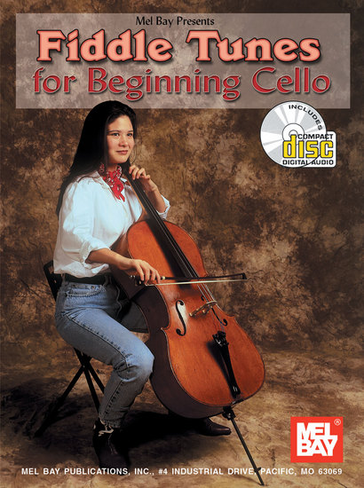 photo of Fiddle Tunes for Beginning Cello