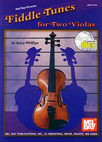 photo of Fiddle Tunes for Two Violas