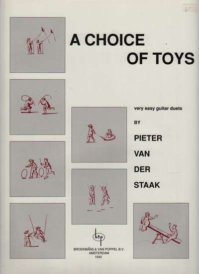 photo of A Choice of Toys