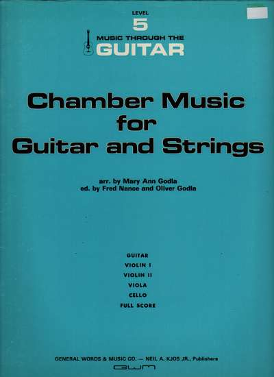 photo of Chamber Music for Guitar and Strings