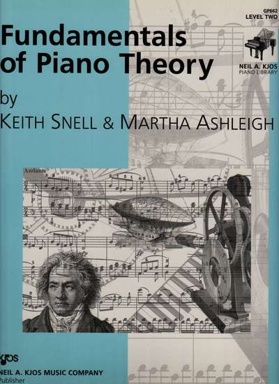 photo of Fundamentals of Piano Theory, Level Two