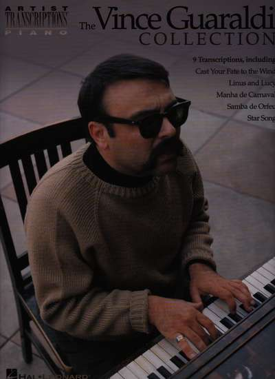 photo of The Vince Guaraldi Collection, Artist Transcriptions