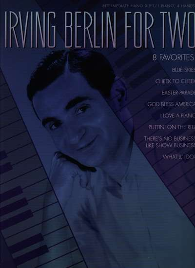 photo of Irving Berlin for Two