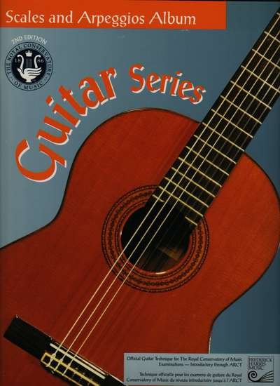 photo of Guitar Series, Scales and Arpeggios